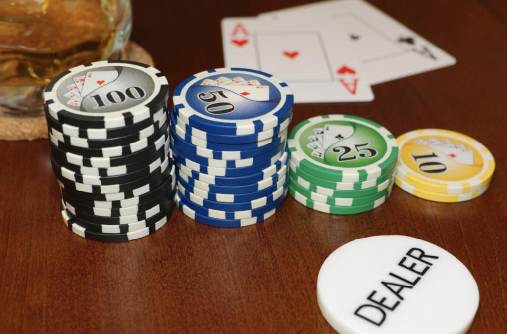 【無限制德州撲克】無限制德州撲克(No Limit Texas Hold'em)基礎撲克規則