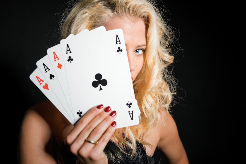二十一點算牌術的贏錢機率